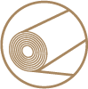 Roll Up Banners - Non-Curling 2 Icon