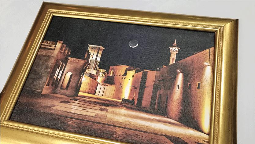 <div>Classic Framed Canvas</div> 1 Image