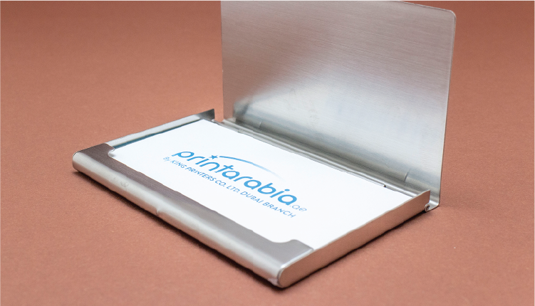Metal Business Card Cases 1 Image