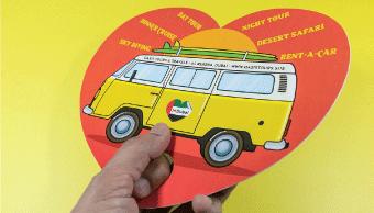 Heart Shaped Fan 1 Image