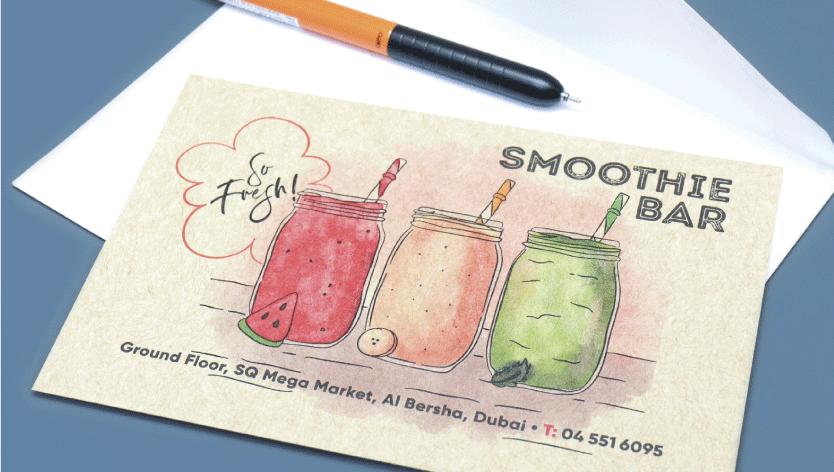 Eco-friendly Postcards - Zoom 1 Image