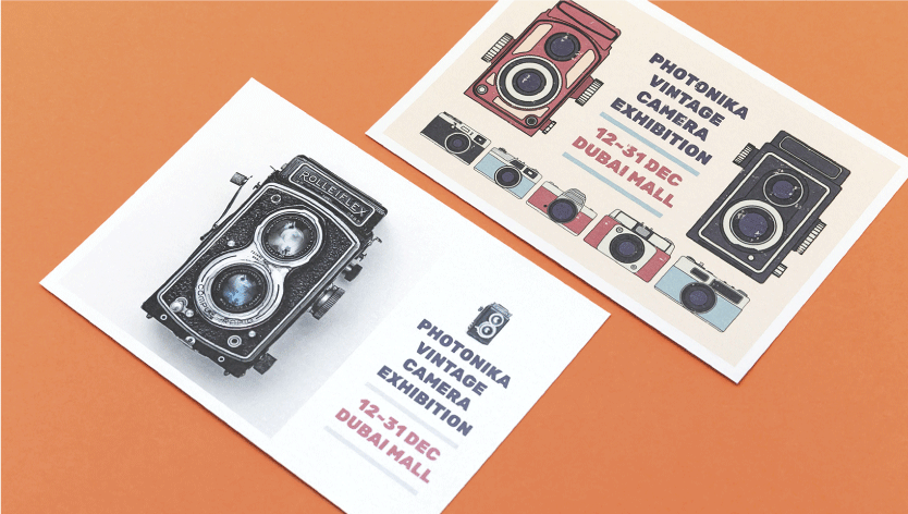Pearl Shimmer Postcards - Zoom 1 Image
