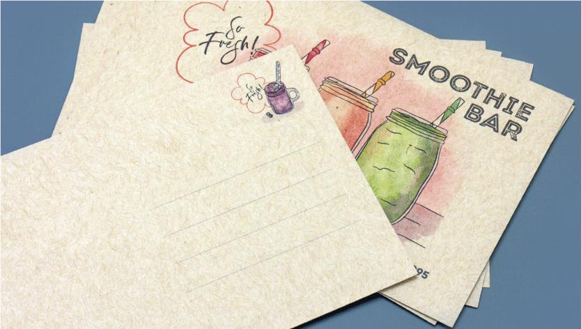 Eco-friendly Postcards - Zoom 2 Image