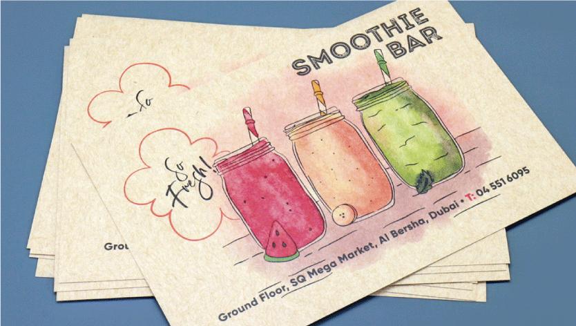 Eco-friendly Postcards - Zoom 3 Image