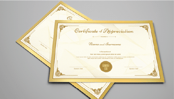 Express Certificates - Zoom 3 Image
