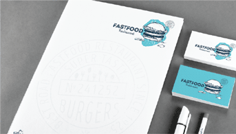 Express Letterheads - Zoom 3 Image