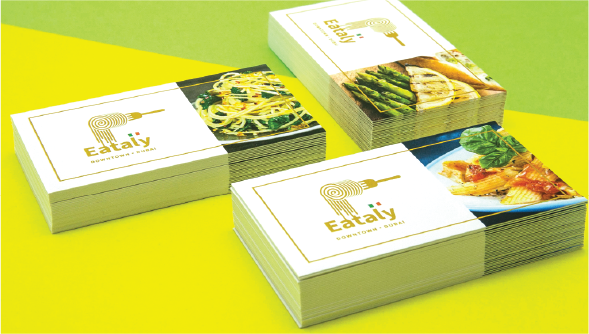 Thick Business Cards - Zoom 2 Image