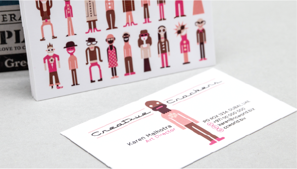 Standard Business Cards Order - Carousel Controll 01 Image